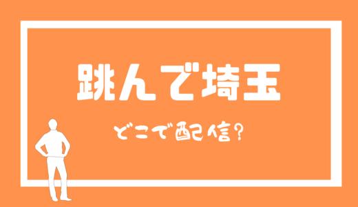 翔んで埼玉の配信はどこ?無料視聴できる動画配信サービスの紹介
